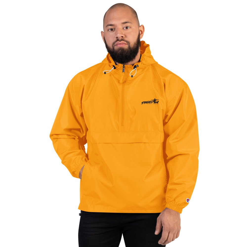 Image of Freedom Line Tours Champion Packable Jacket