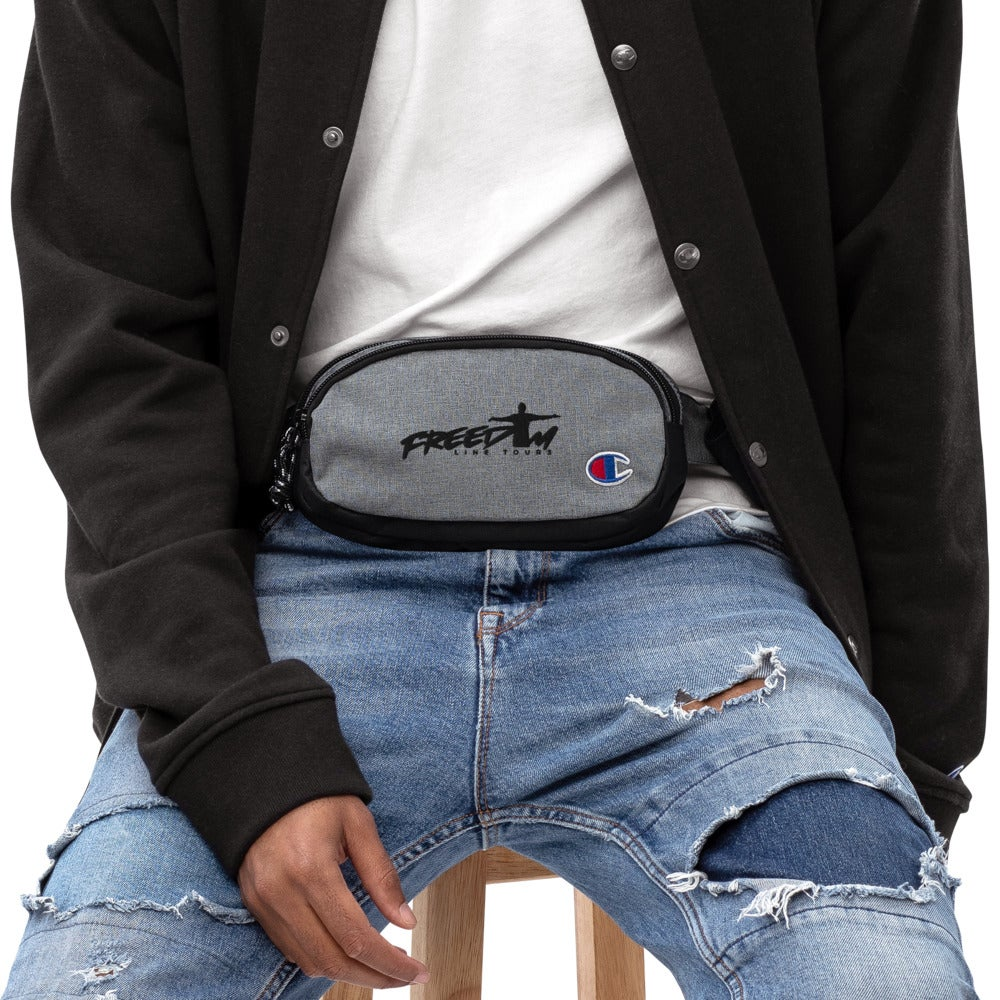 Image of Freedom Line Tours Champion fanny pack