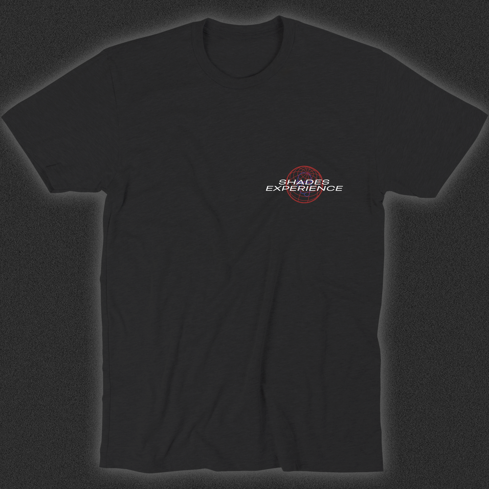 Image of Shades Experience Tee (BLK)