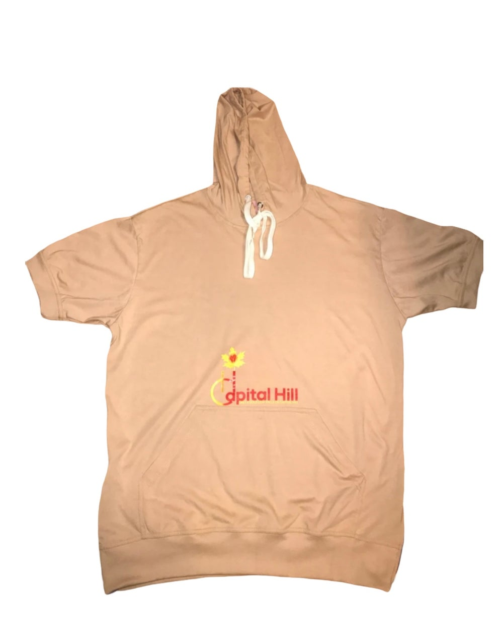 "Image of Capital Hill ""Classic Beige"" Hoodie"