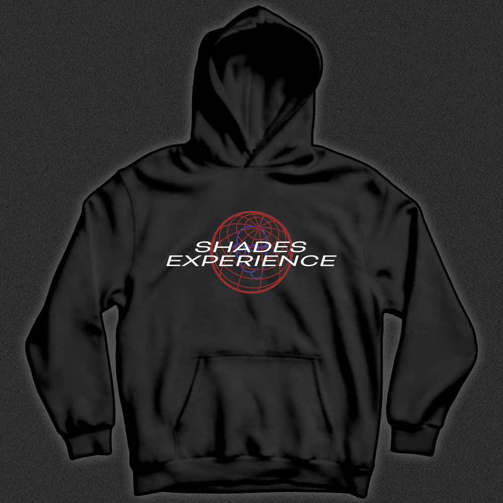 Image of Shades Experience Hoodie (BLK)