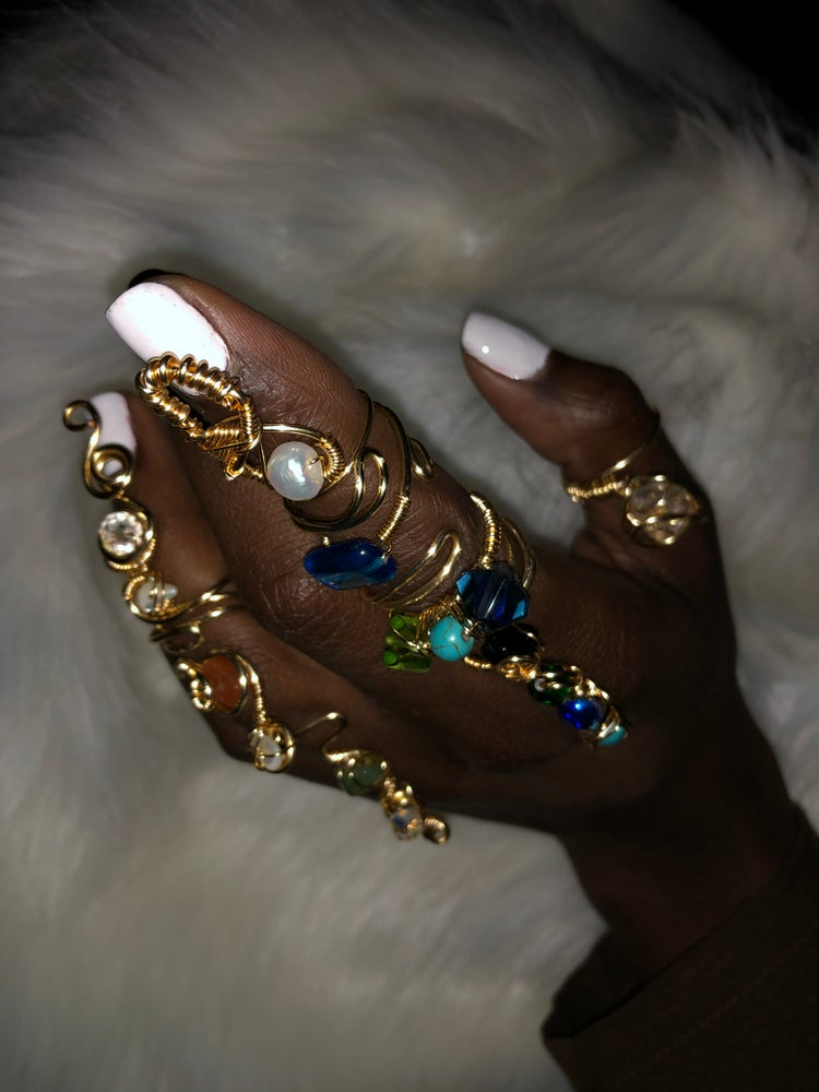 Image of Gypsy rings