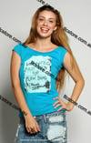 Printed Punkyfish Tshirt - Slow Shag