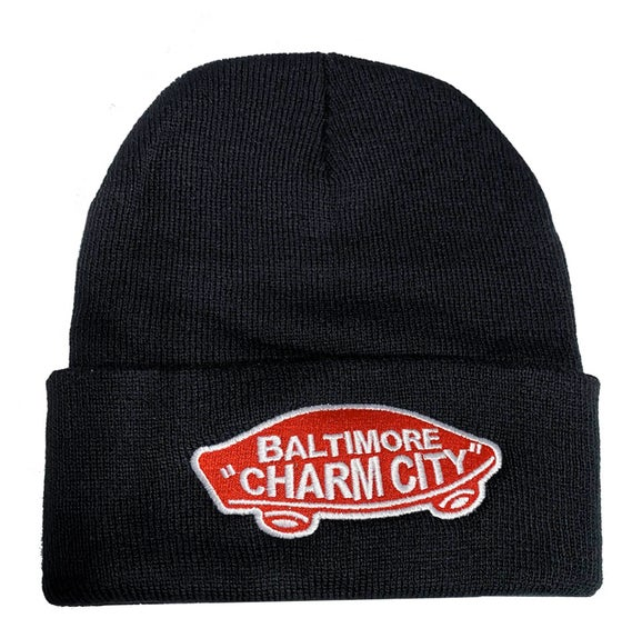 Image of Charm City Beanie