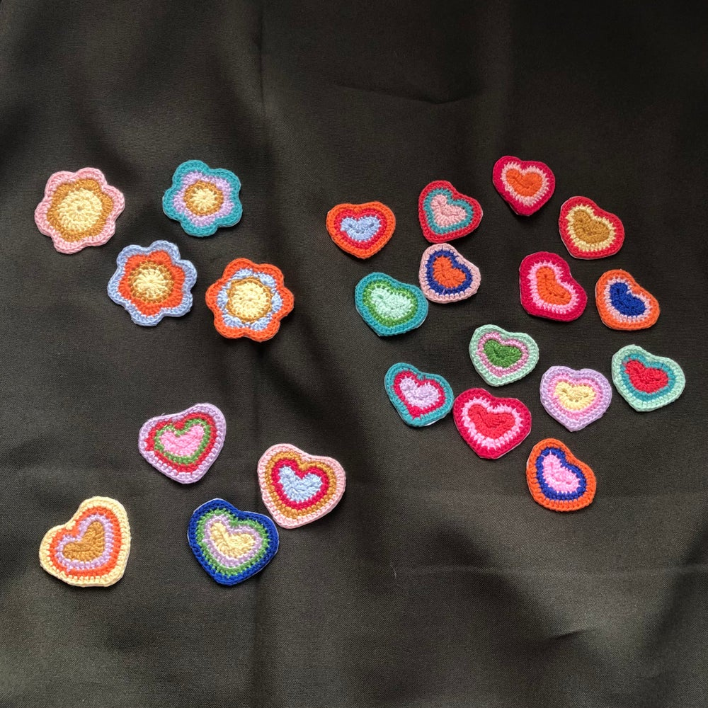 Image of Iron-on Patches!!