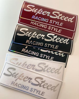 Image of Super Steed Racing Style