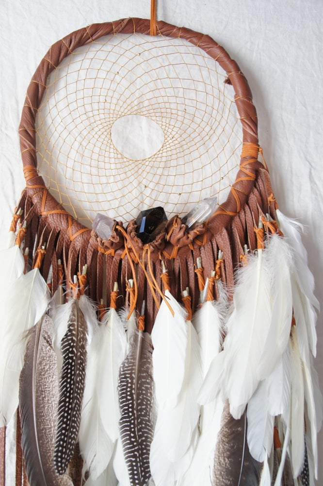 Image of MAKAH- Medium Dreamcatcher