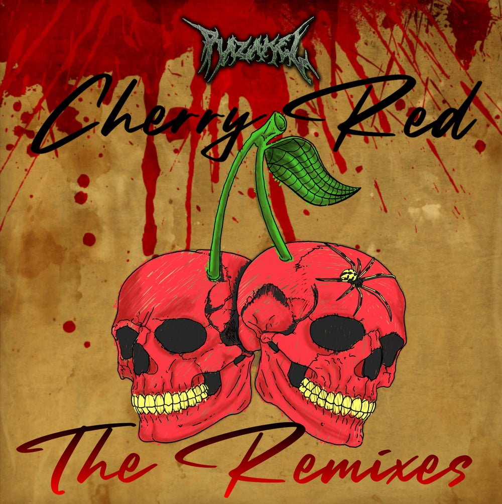 Razakel - Cherry Red: The Remixes (CD)