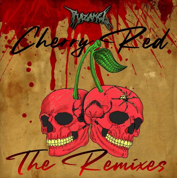 Image of Razakel - Cherry Red: The Remixes (CD)
