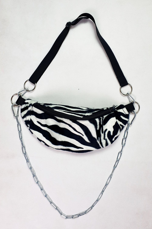 Image of Zebra Fannypack