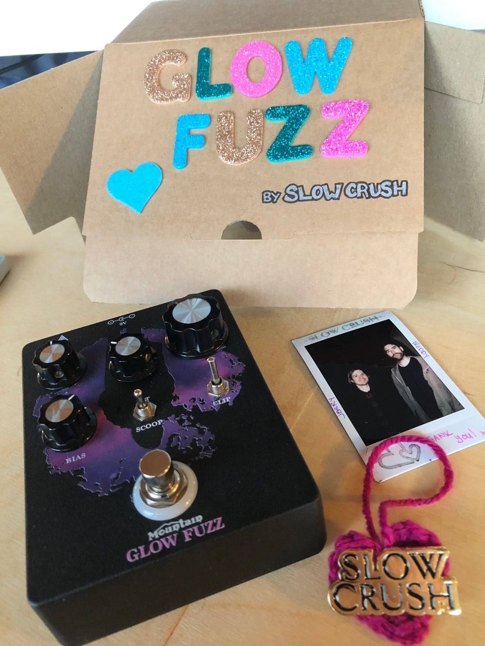 Image of Glow Fuzz - 3rd run - shipping late feb.