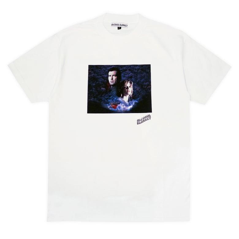 Image of Dante's Peak T-Shirt White