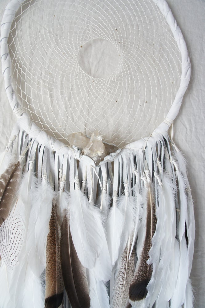 Image of SKAH- Large Dreamcatcher