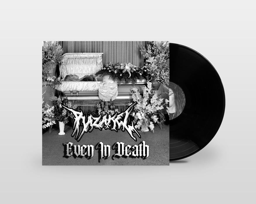 "Razakel ""Even In Death"" Vinyl Record"