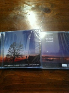 "Image of ""Climbing Up A Mountain, Just For The View"" CD/EP"