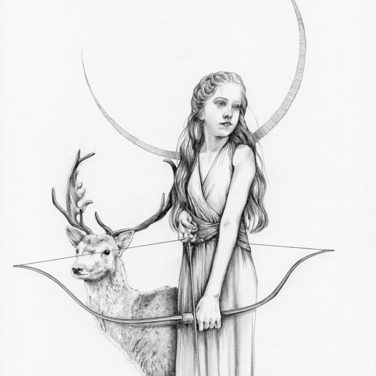 Image of Young Artemis