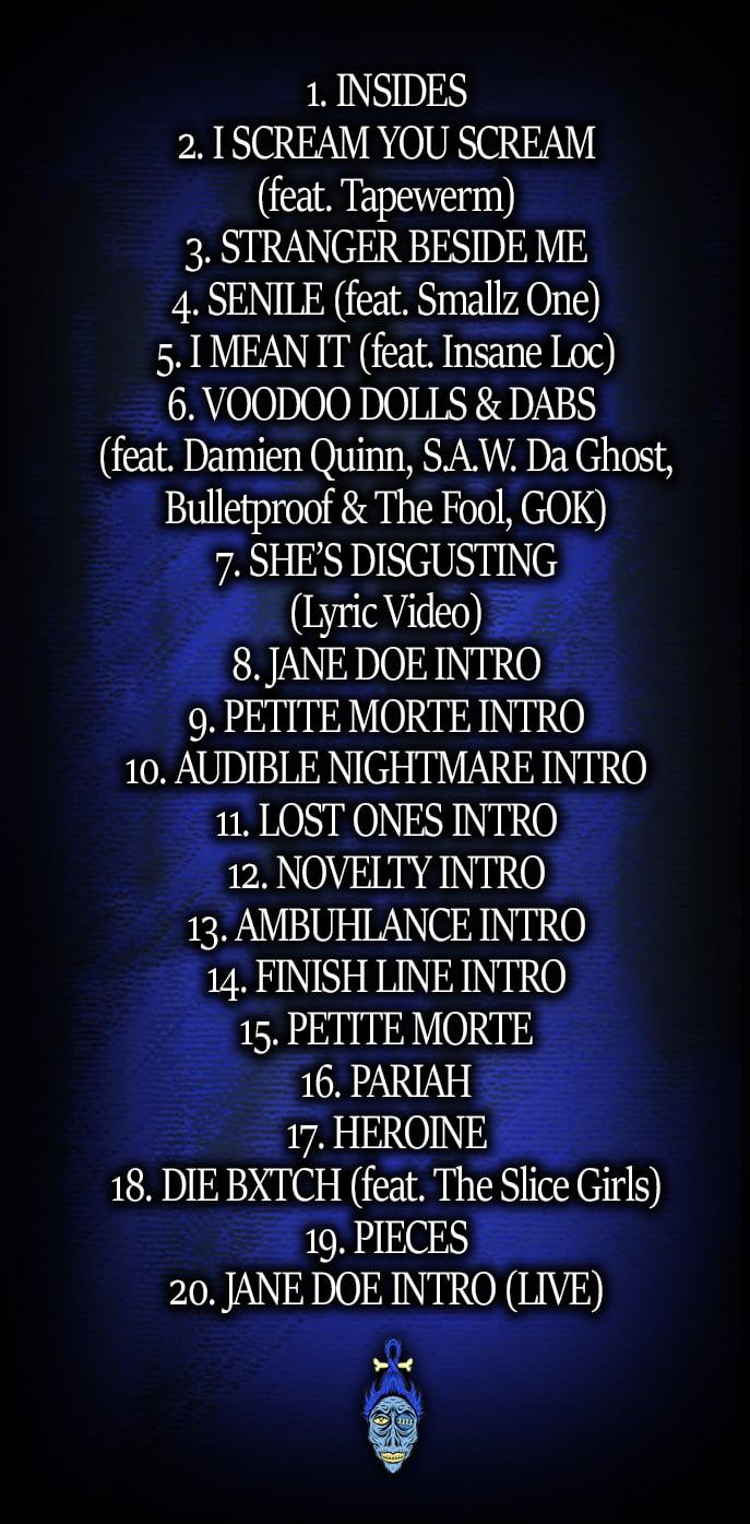 """Razakel """"The Music Videos Vol. 2"""" DVD"""