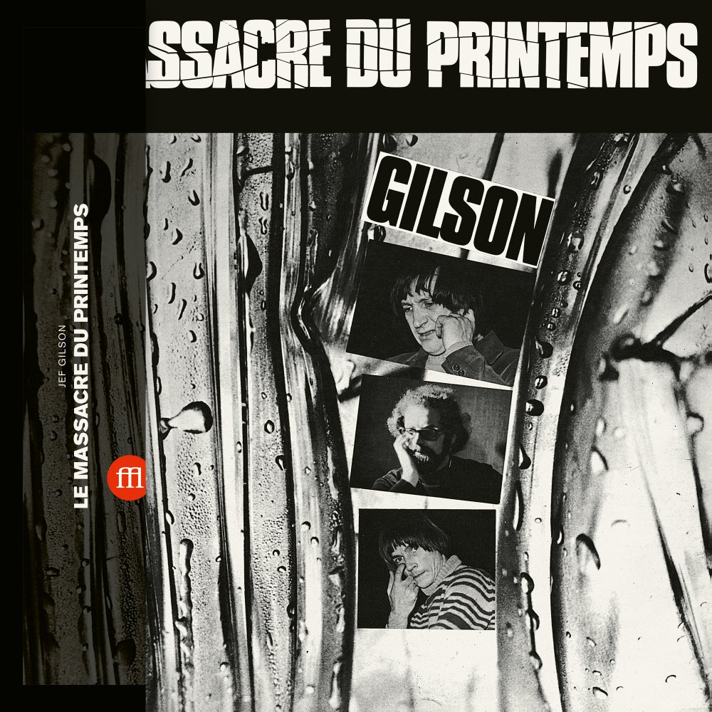 Image of Jef Gilson - Le Massacre Du Printemps  (FFL064)