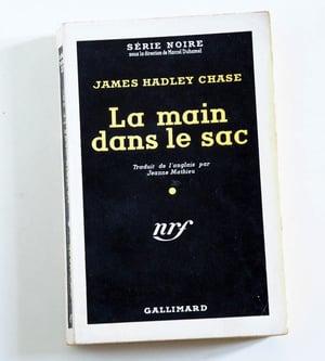 Image of Livre - James Hadley CHASE / La Main dans le sac