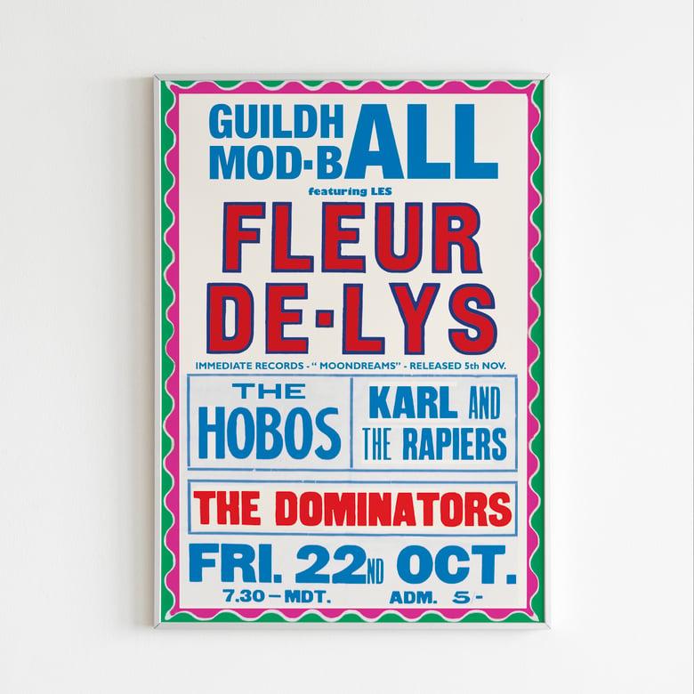 Image of Fleur De Lys Posters