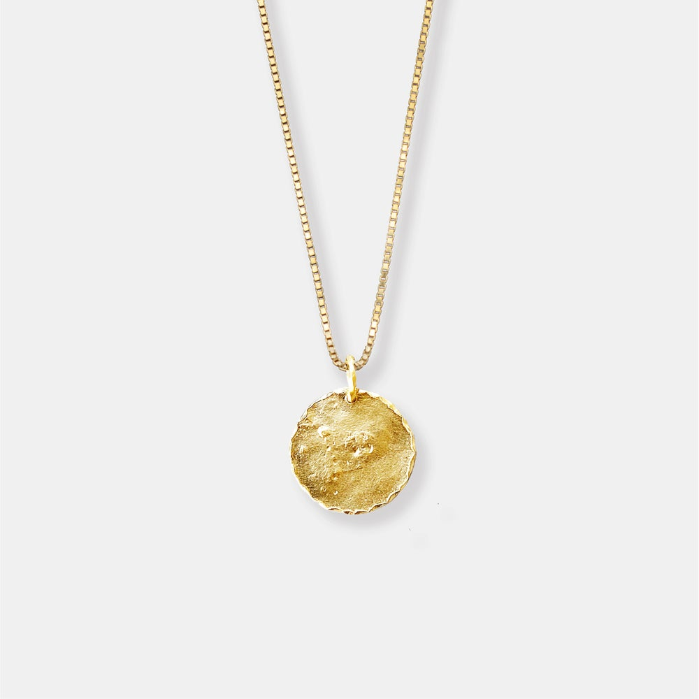 Image of  Lila Necklace / 24K GOLD-COATED SILVER