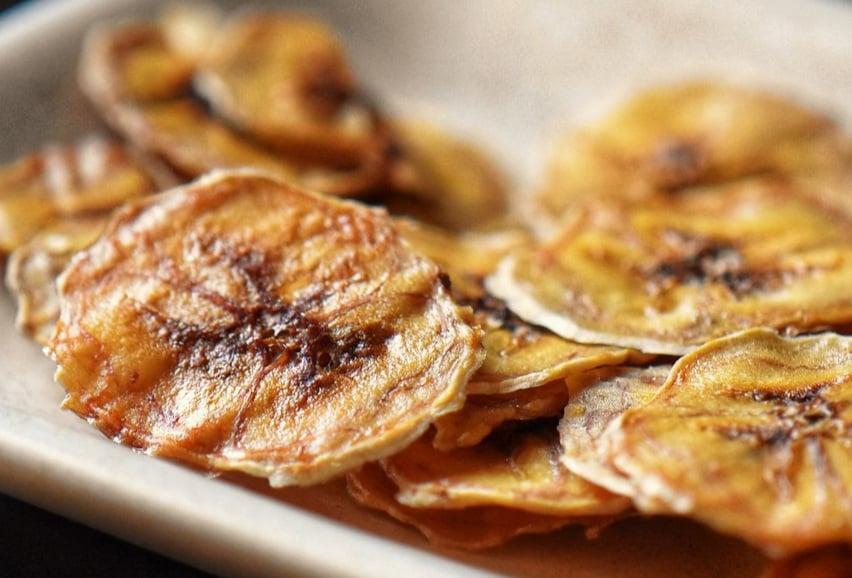 Image of Oven dried Banana