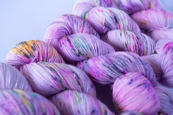 Image of Glitter Sock - Serpentine