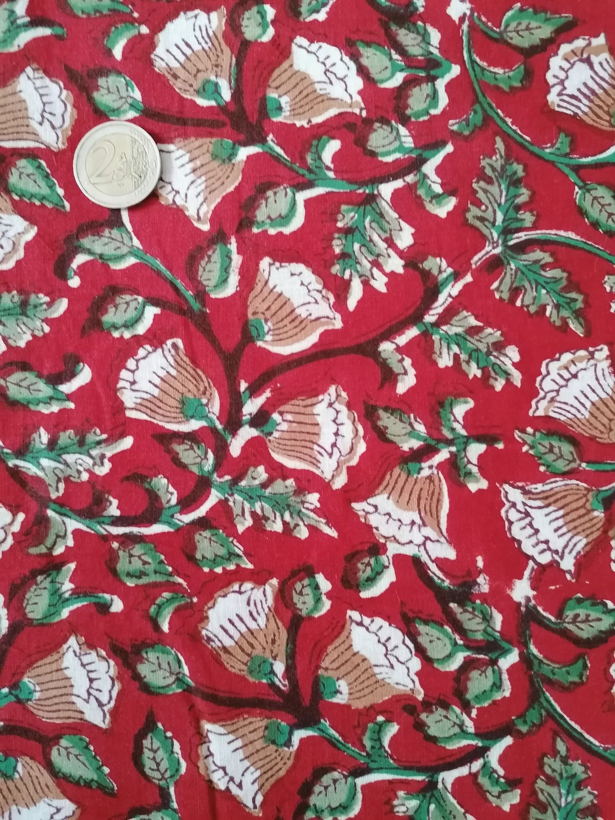 Image of Namasté fabric Noël