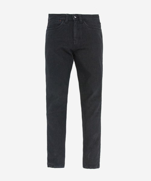 Image of SA1NT WOMEN'S UNBREAKABLE HIGH RISE SKINNY JEANS - BLACK
