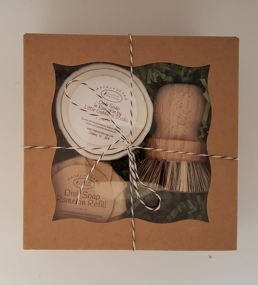 Image of Dish Soap Gift Box