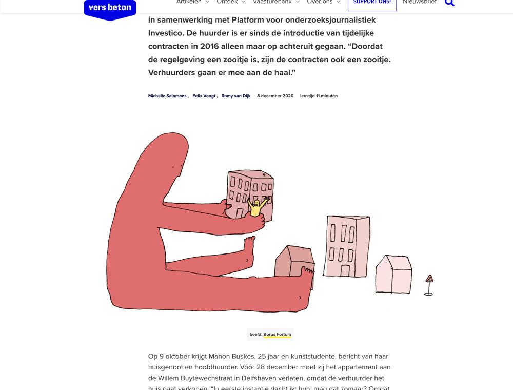 Image of Flex Rent illustration