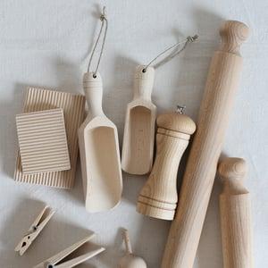 Image of Petite pince en bois