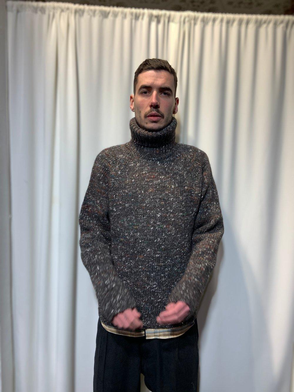 Hansen Garments Turtleneck