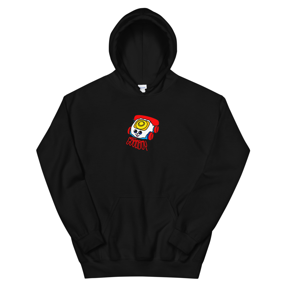 Image of HELLO GOODBOY HOODIE
