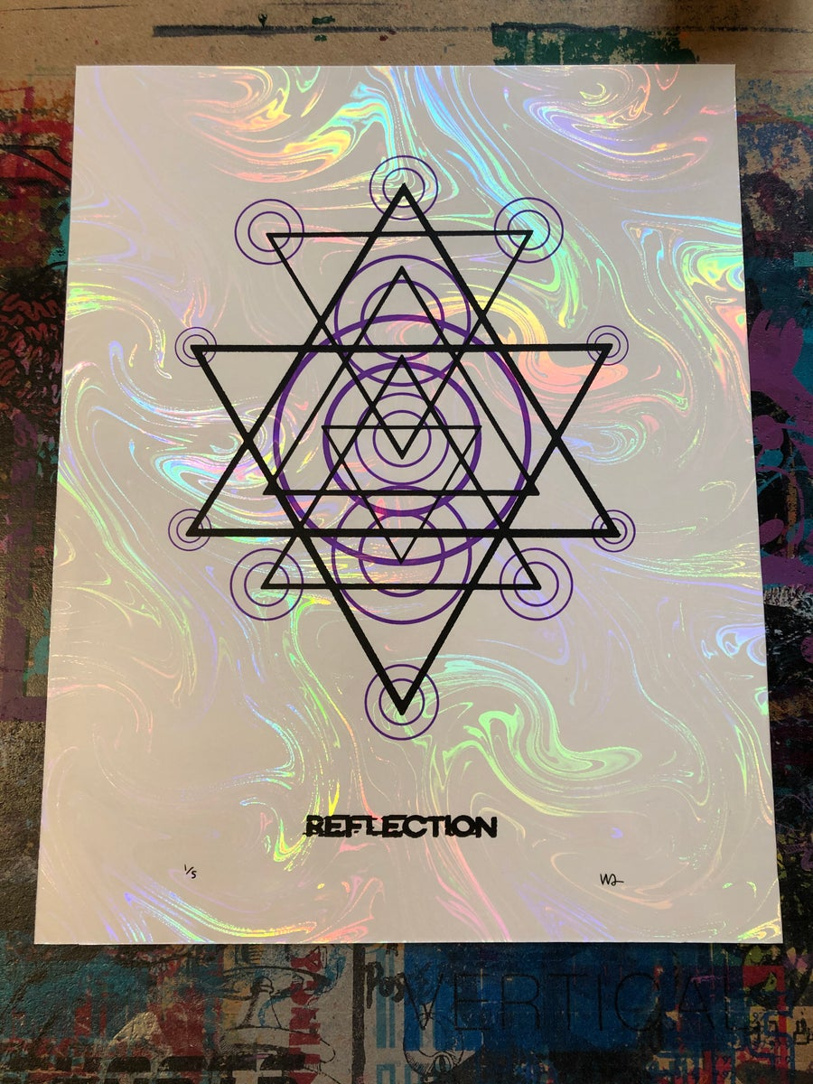 Image of Reflection foil