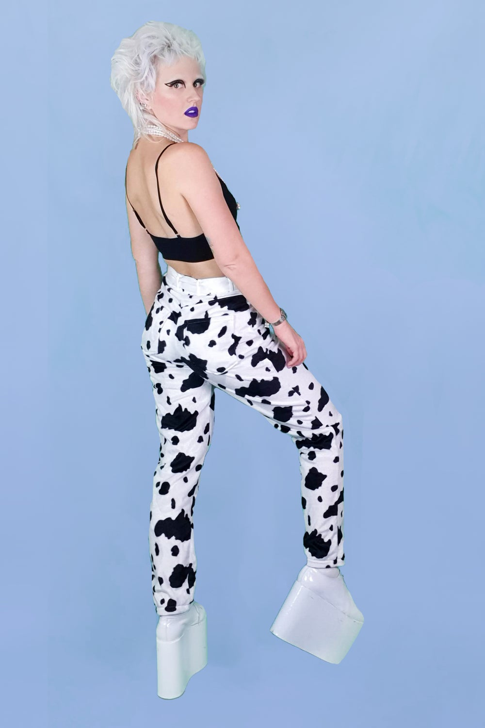 Image of COW Pants