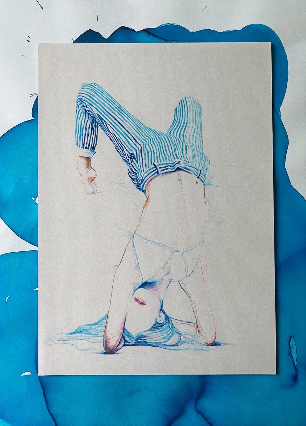 Image of Stretch pt 1