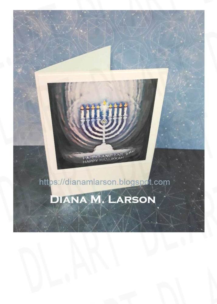 Image of Happy Hanukkah