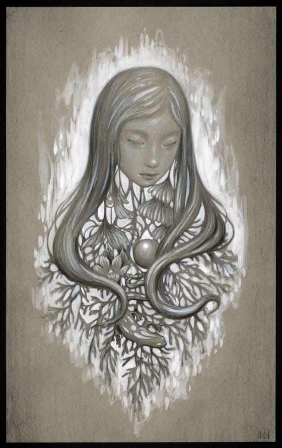 Image of Biome ~ drawing study
