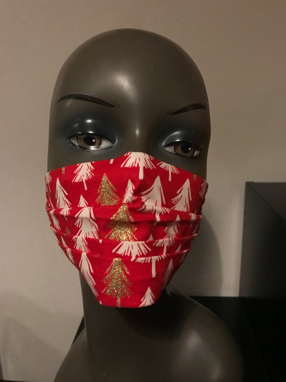 Image of Winter wonderland face mask