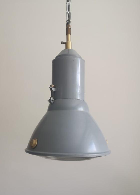 Image of Fresnel Lens pendant light