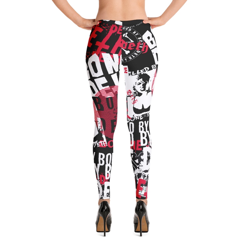 Image of Bone Babe Leggings
