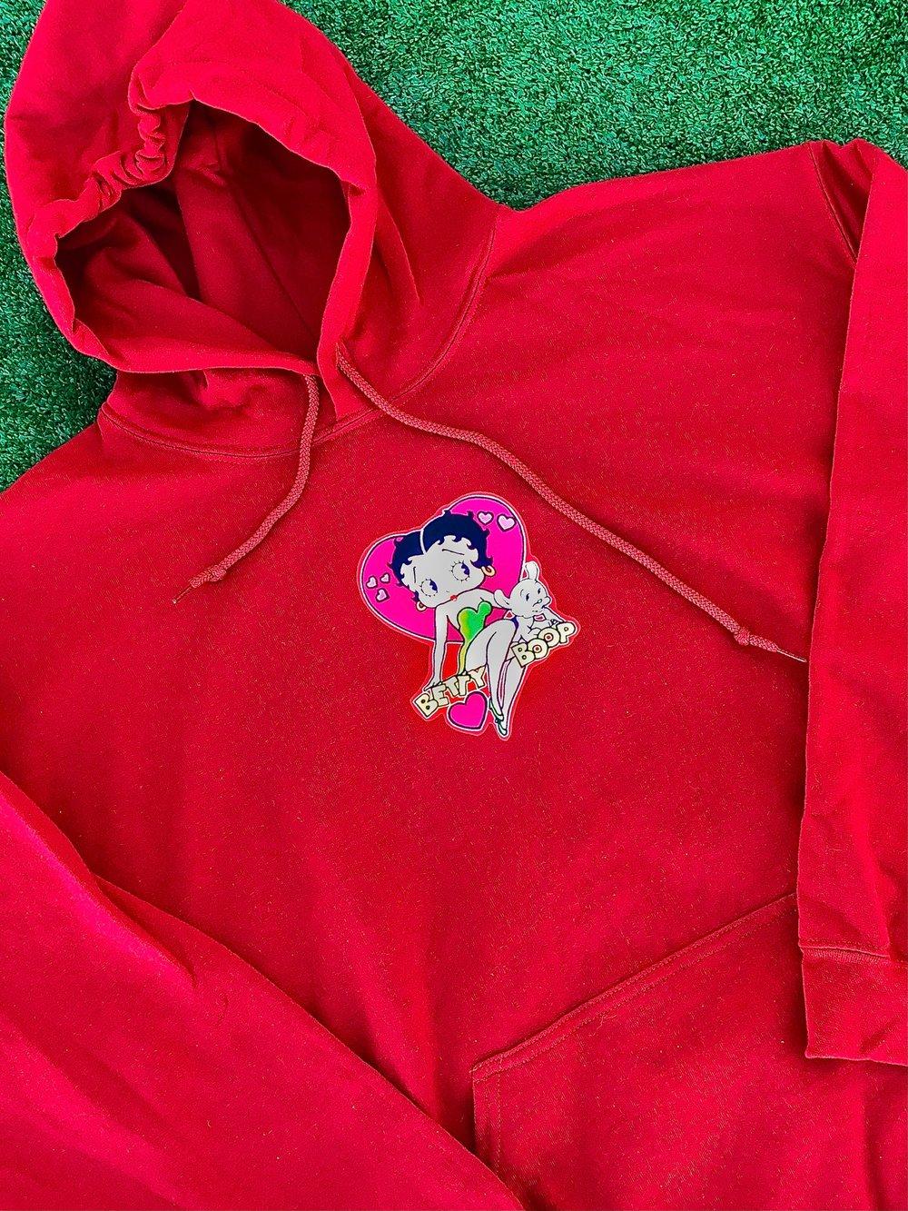 Image of Betty Boop Hoodie