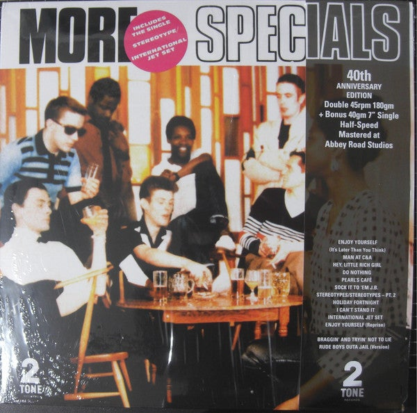 Image of *NEW* The Specials - More Specials 2xLP half-speed remaster