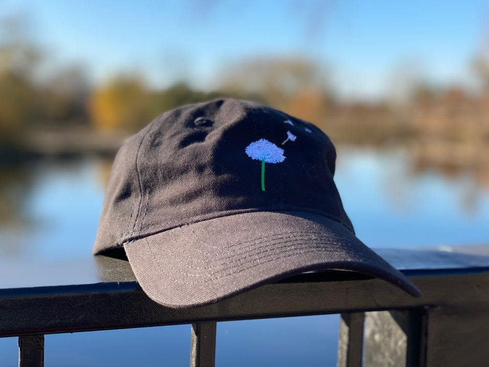 """Image of """"Wishes"""" Dad Cap Black (Limited Edition)"""
