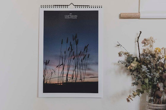 Image of {NEW} Local Treasures 2021 Calendar