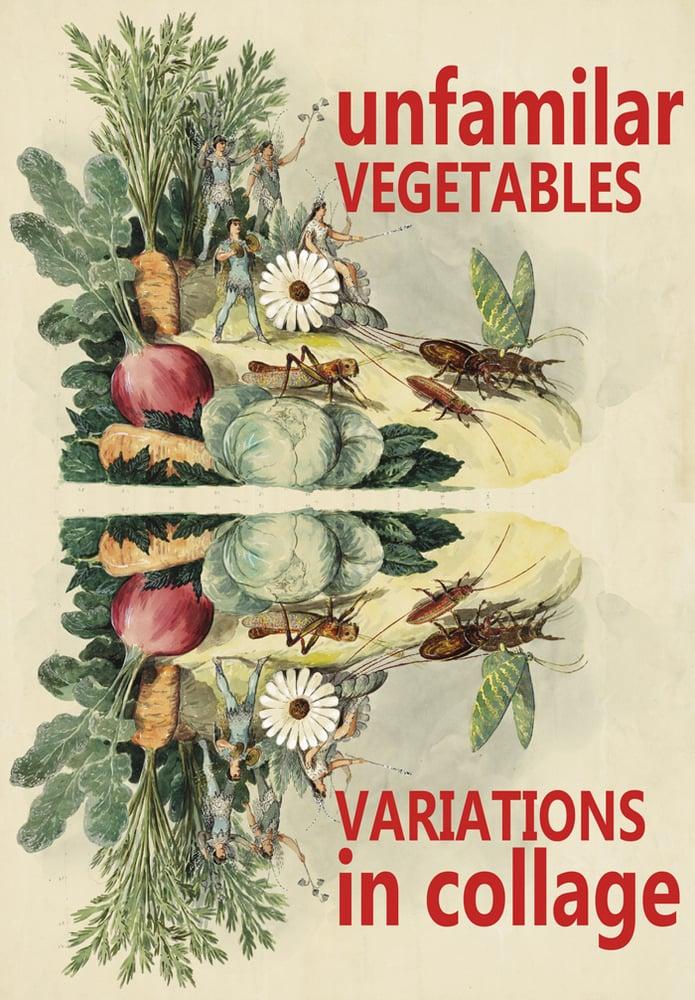 Image of Unfamiliar Vegetables
