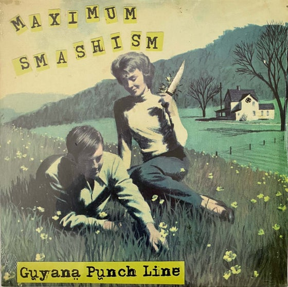 "Image of GUYANA PUNCH LINE - ""Maximum Smashism""  LP"