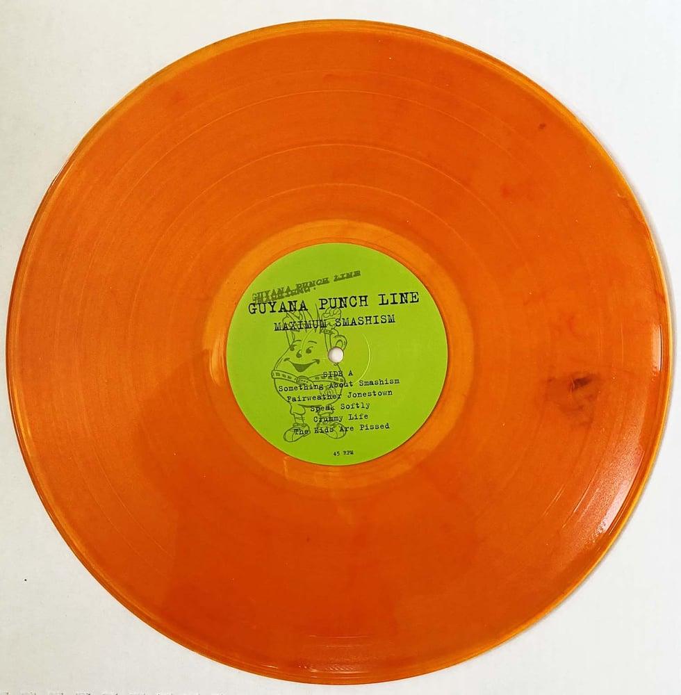 "Image of GUYANA PUNCH LINE - ""Maximum Smashism""  LP"