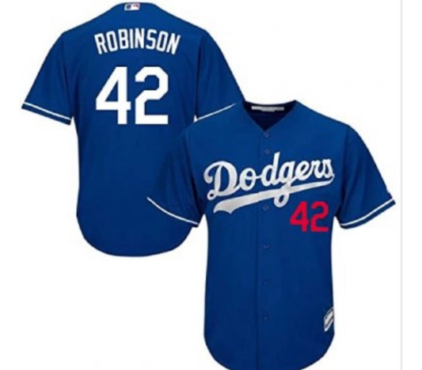 Image of Jackie Robinson youth jersey